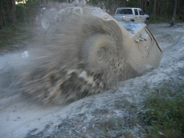 внедорожная грязюка