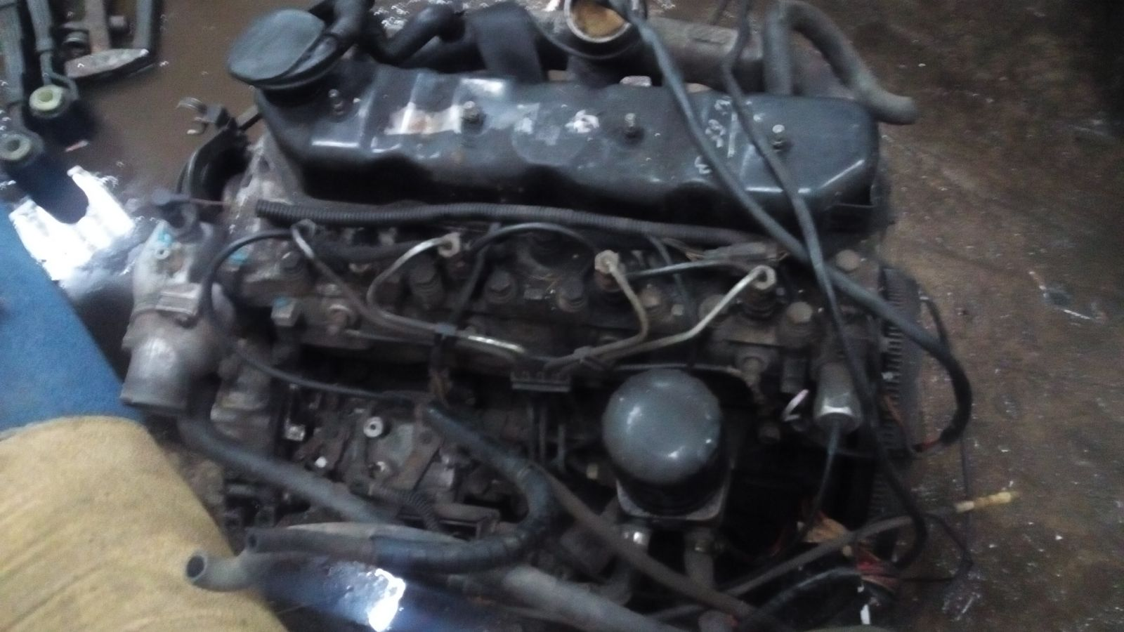 дизель форд скорпио 2.5
