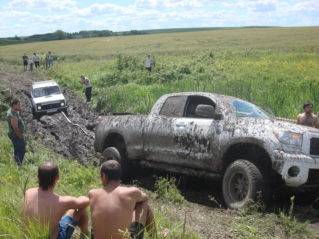 tundra Off road