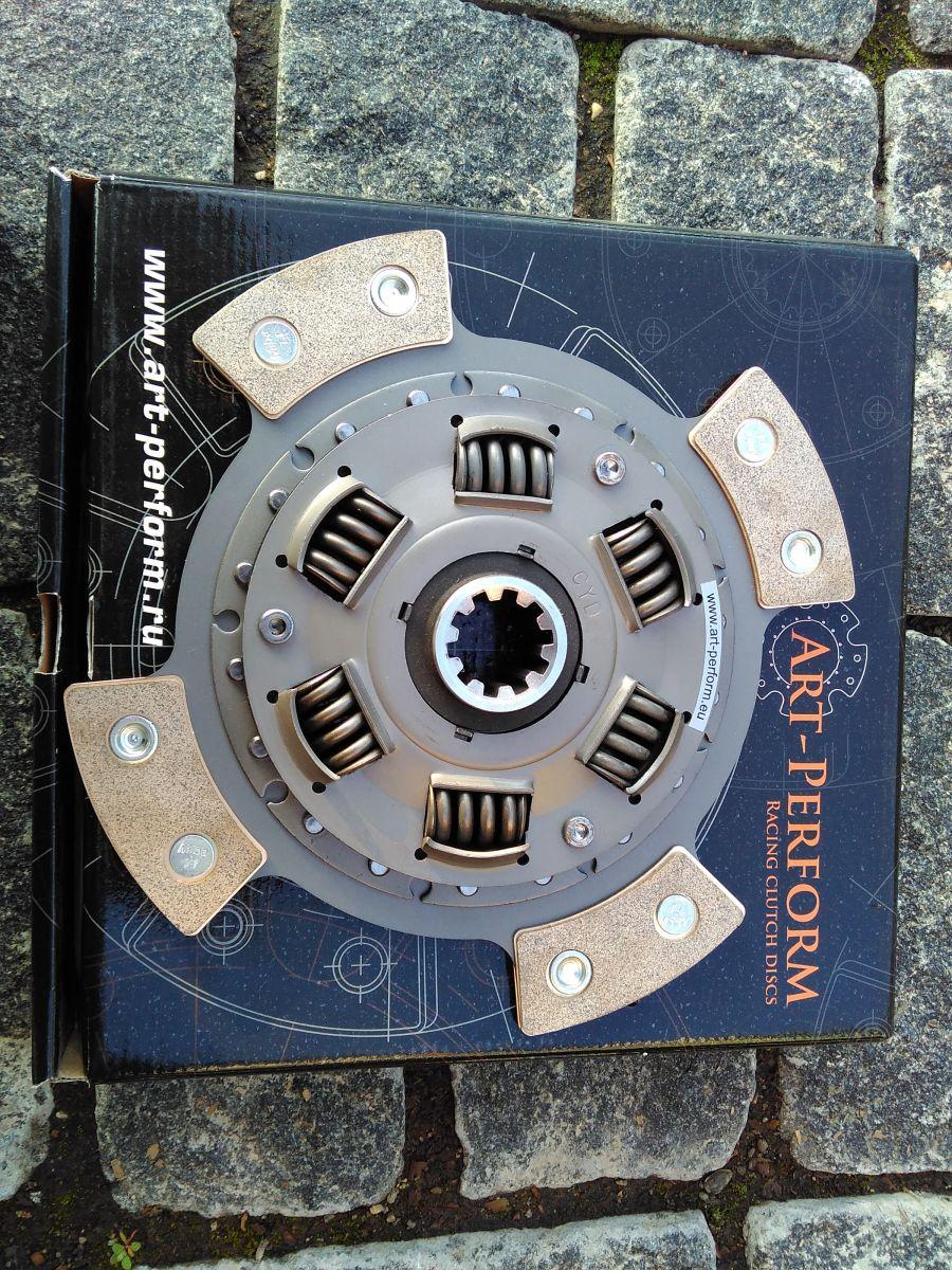 Усиленное керамическое сцепление для УАЗ Патриот и УАЗ Хантер с моторами ЗМЗ 409