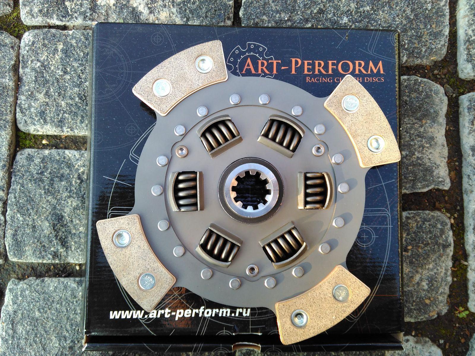 Усиленное керамическое сцепление для мотора ЗМЗ 409