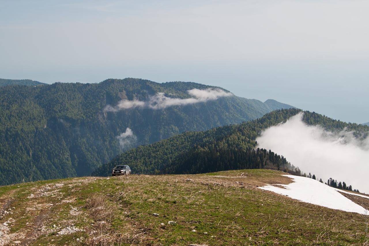 Абхазия Перевал16