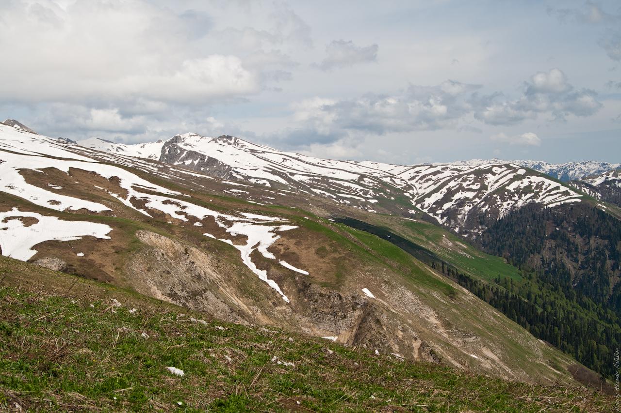 Абхазия Перевал08