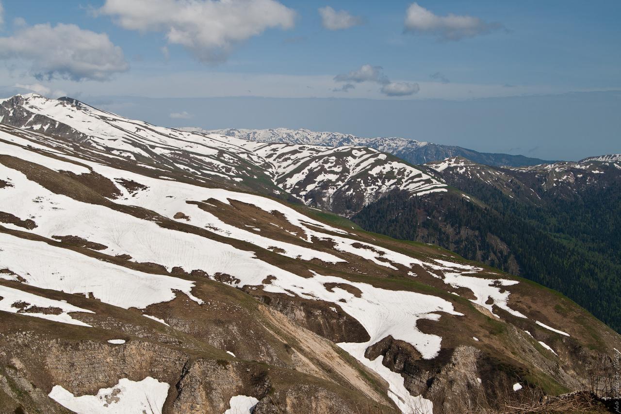 Абхазия Перевал19