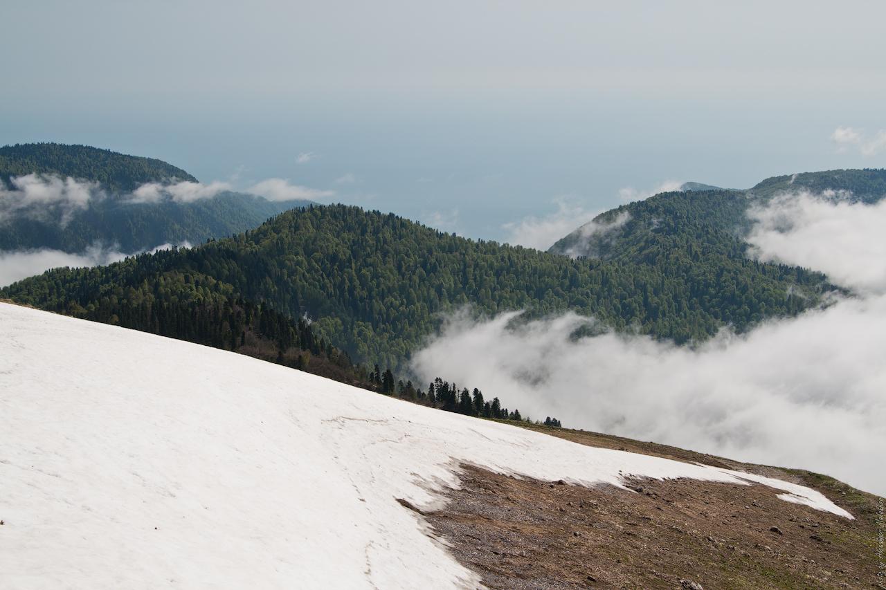 Абхазия Перевал13