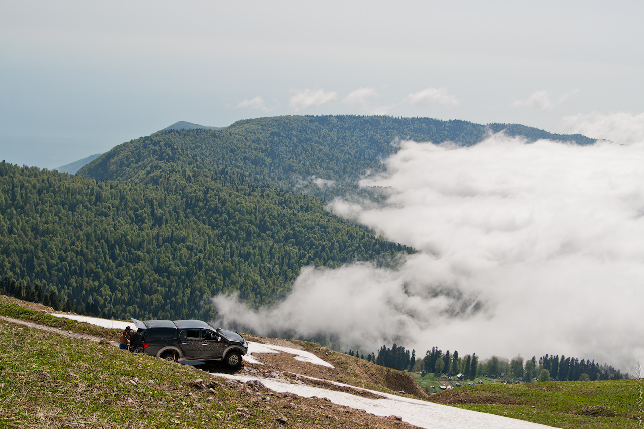 Абхазия Перевал09