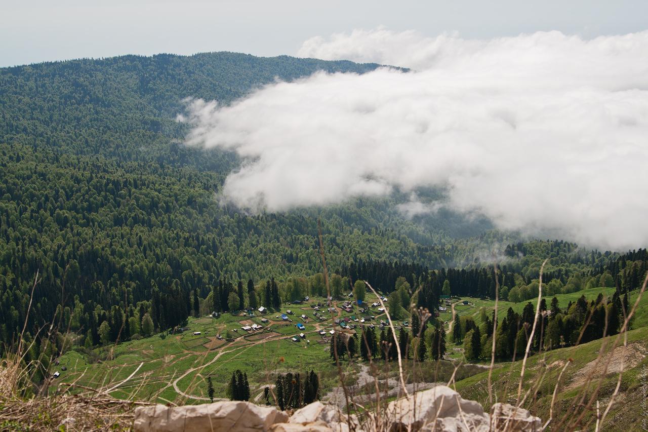 Абхазия Перевал02