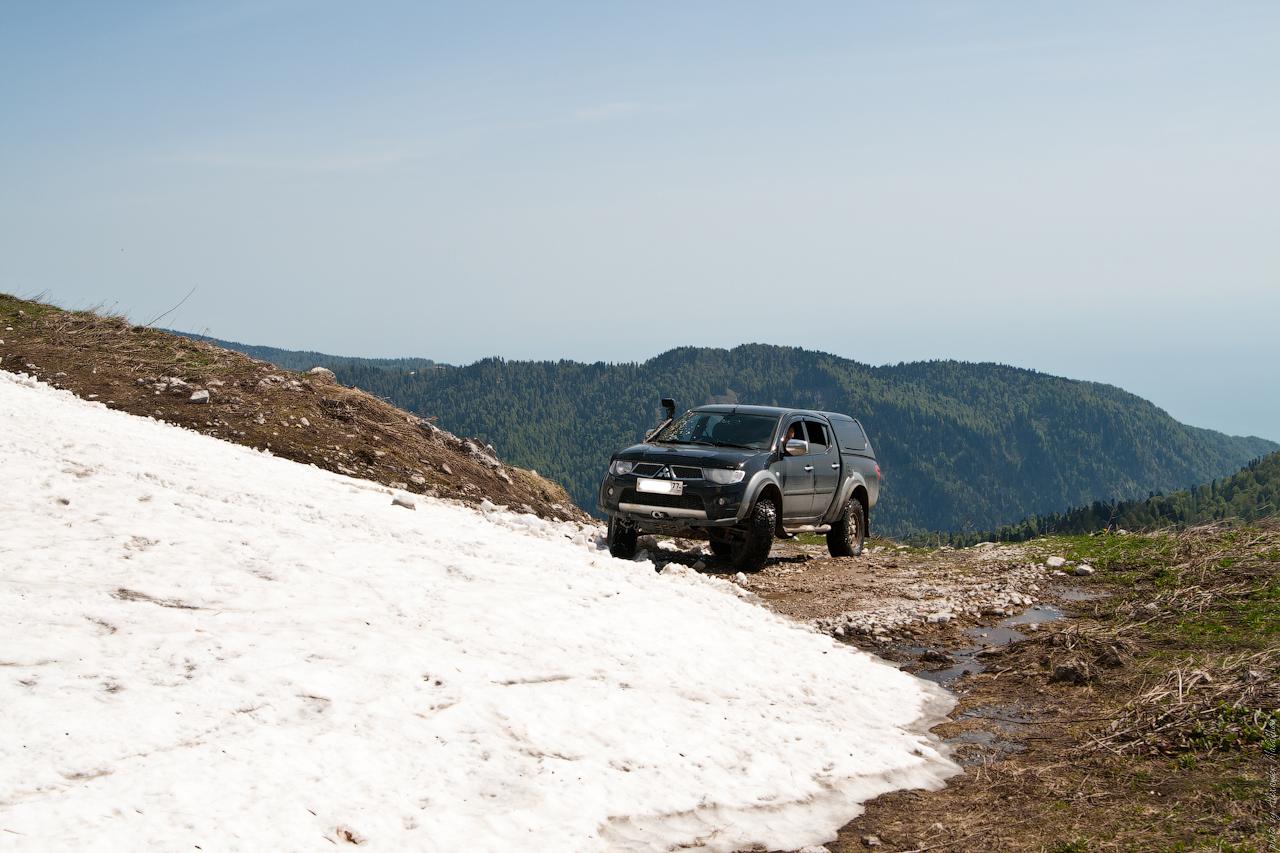 Абхазия Перевал06