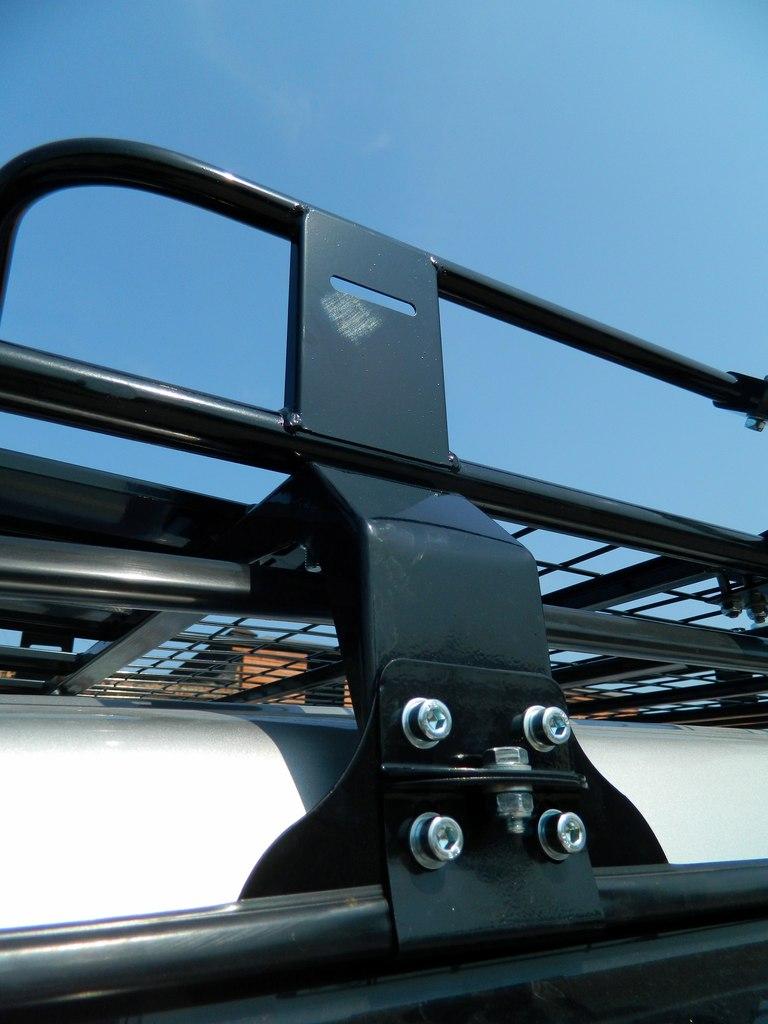 Крепеж багажника на крышу своими руками